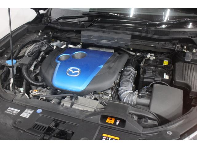 XD LパッケージOP10年保証対象車 ブラックレザーシート(8枚目)