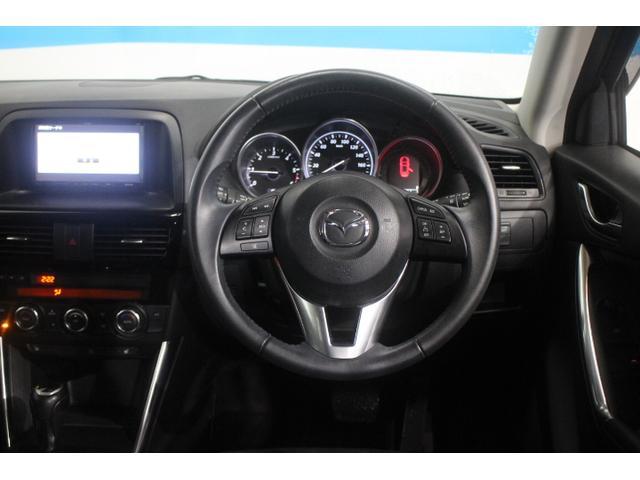 XD LパッケージOP10年保証対象車 ブラックレザーシート(9枚目)
