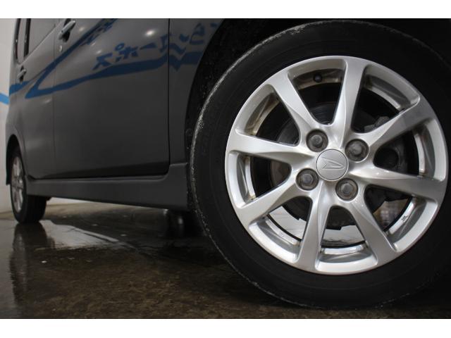 純正14インチアルミホイール タイヤサイズ(前)155/65R14 75Sタイヤサイズ(後)155/65R14 75S