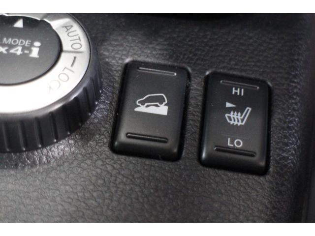 路面の状況や坂の勾配などに応じて走行速度を設定できる「アドバンスドヒルディセントコントロール(速度設定機能付)」を4WD車に採用。