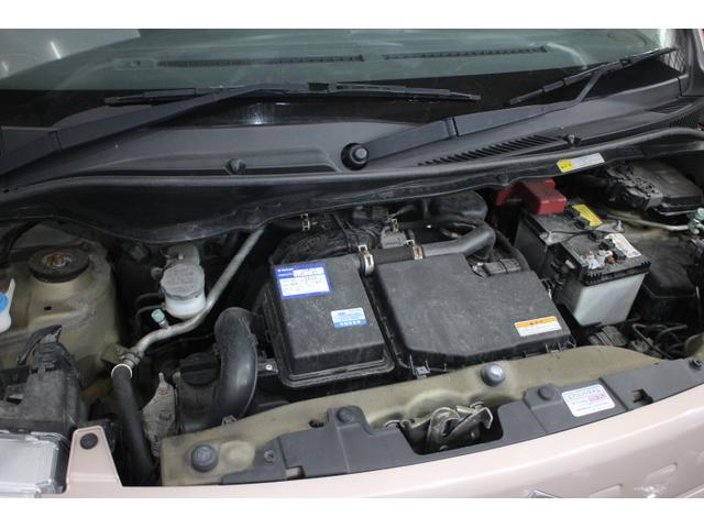 水冷直列3気筒DOHC12バルブ 最高出力52ps(38kW)/6000rpm最大トルク6.4kg・m(63N・m)/4000rpm