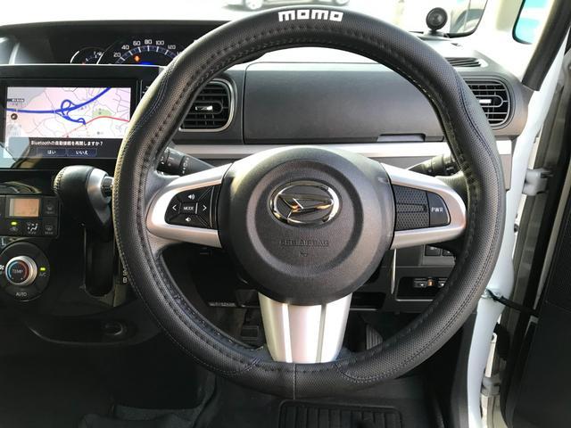 カスタムRS トップエディションSAIII OP10年保証対象車 スマートアシスト 両側パワースライドドア メモリーナビ バックモニター RSR車高調 社外スピーカー(9枚目)