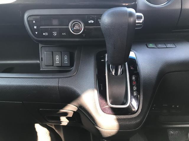 G・EXターボホンダセンシング OP10年保証対象車 両側パワースライドドア 純正15インチアルミホイール ハーフレザーシート(14枚目)