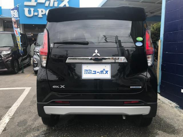 三菱自動車らしいSUVテイストのデザイン