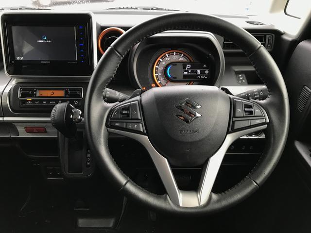 ハイブリッドXZ ターボ OP10年保証対象車 メモリーフルセグナビ 両側パワースライドドア ルーフレール(8枚目)