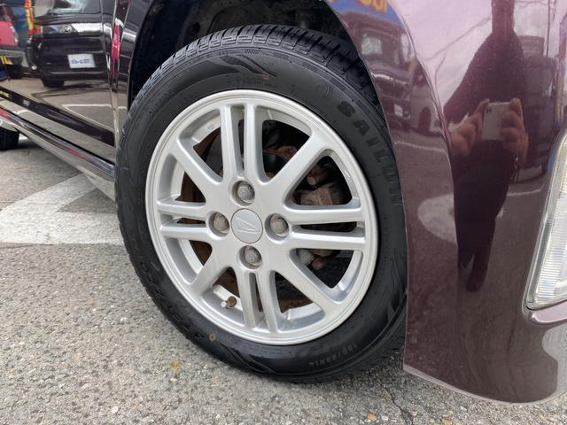 カスタム Xリミテッド OP1年保証対象車 CDオーディオ スマートキー 純正14インチアルミホイール(7枚目)