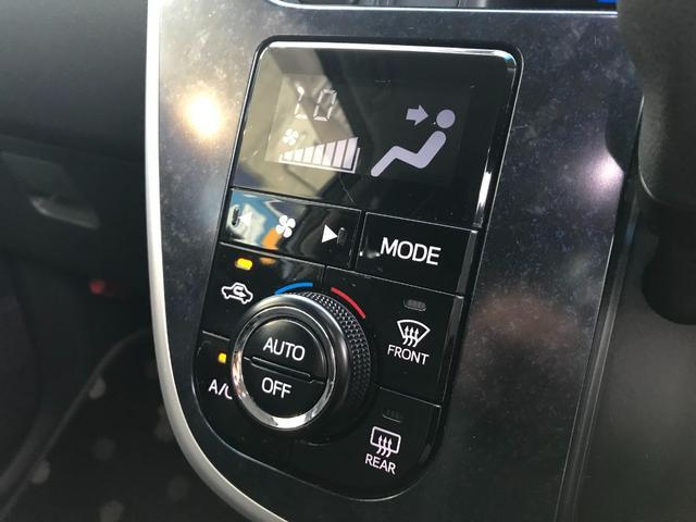 カスタム X ハイパー OP10年保証対象車 ハーフレザーシート スマートキー プッシュスタート ステアリングスイッチ(14枚目)