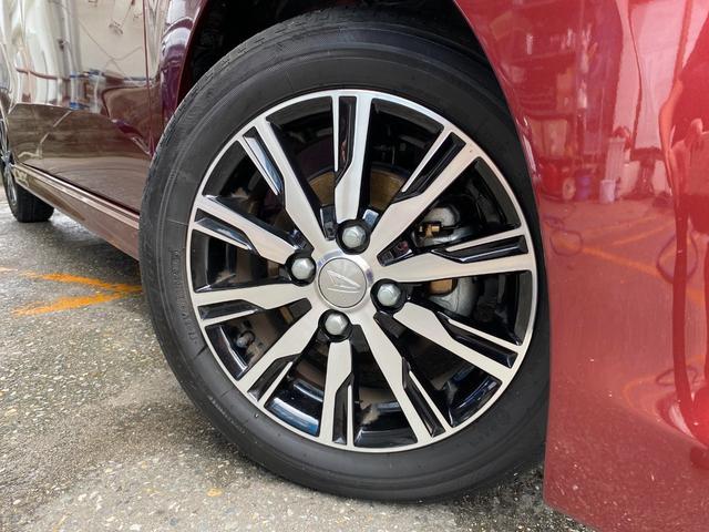 カスタム Xリミテッド SAIII OP10年保証対象車 ワンセグナビ 純正14インチアルミホイール クリアランスソナー(6枚目)