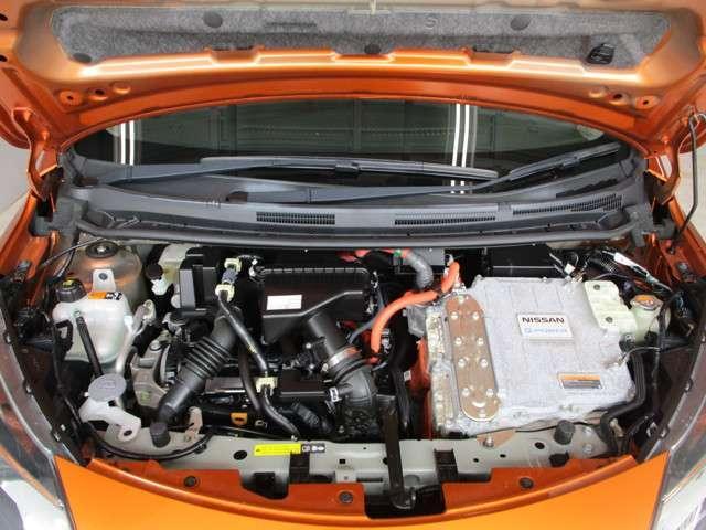 排気量は1200ccのコンパクトカー。