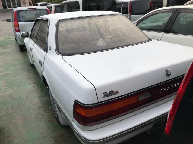 「トヨタ」「チェイサー」「セダン」「沖縄県」の中古車6