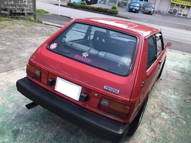 「トヨタ」「スターレット」「コンパクトカー」「沖縄県」の中古車10