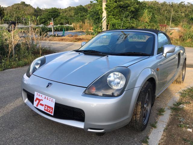 「トヨタ」「MR-S」「オープンカー」「沖縄県」の中古車23