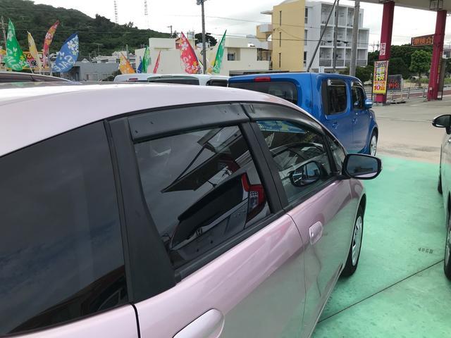 「ホンダ」「フィット」「コンパクトカー」「沖縄県」の中古車17