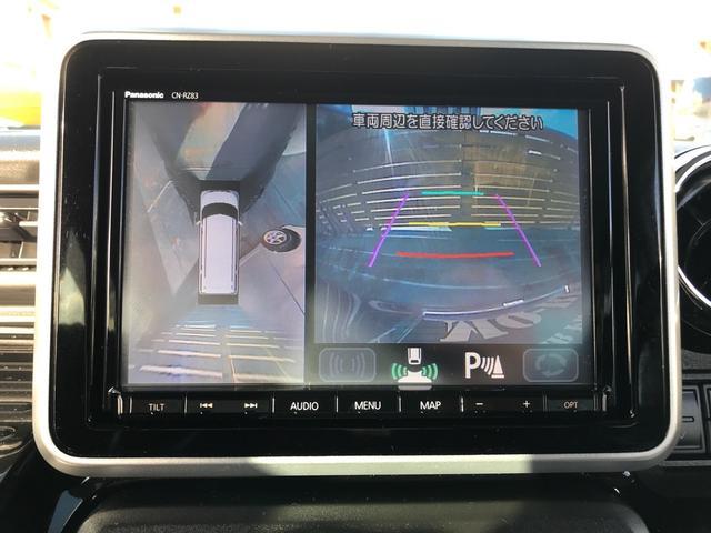ハイブリッドXS ターボ 全方位モニター用カメラパッケージ 純正8インチナビ フルセグTV デュアルセンサーブレーキ 両側パワースライドドア ドライブレコーダー ETC シートヒーター(41枚目)