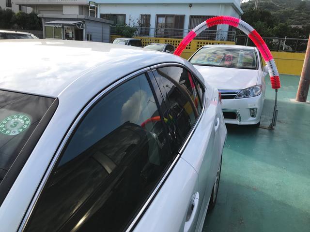 「レクサス」「IS」「セダン」「沖縄県」の中古車6