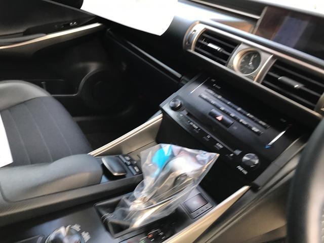 「レクサス」「IS」「セダン」「沖縄県」の中古車28
