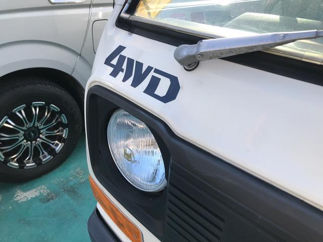 ベースグレード 4WD 社外アルミ 現状販売(4枚目)