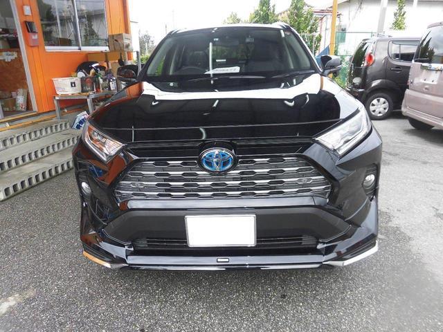 HV G・モデリスタフルエアロ・新車・OP付き(4枚目)