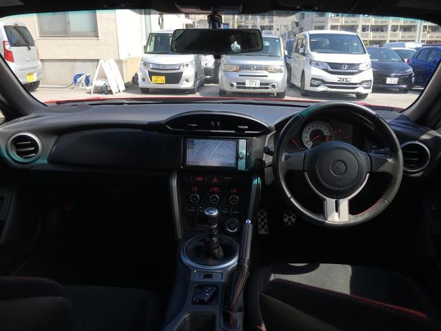 GT 6MT スマートキー 純正HDDナビ 電動格納ミラー(13枚目)