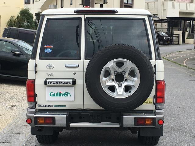 「トヨタ」「ランドクルーザー70」「SUV・クロカン」「沖縄県」の中古車6
