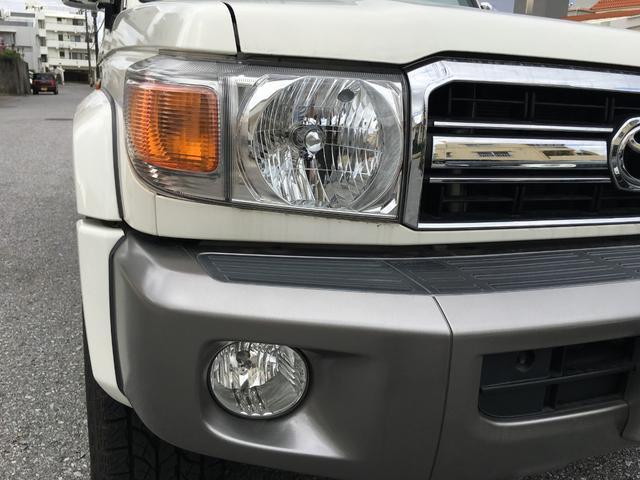 「トヨタ」「ランドクルーザー70」「SUV・クロカン」「沖縄県」の中古車11