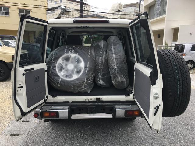 「トヨタ」「ランドクルーザー70」「SUV・クロカン」「沖縄県」の中古車37