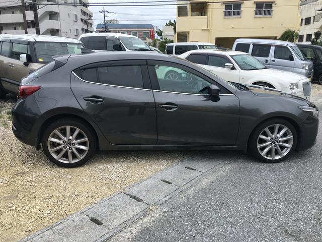 「マツダ」「アクセラスポーツ」「コンパクトカー」「沖縄県」の中古車4