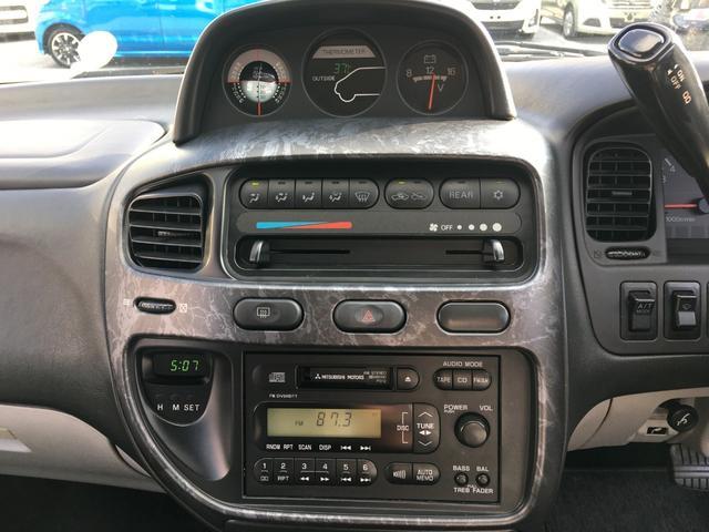 シャモニー キーレス 4WD 15インチAW CD再生(28枚目)