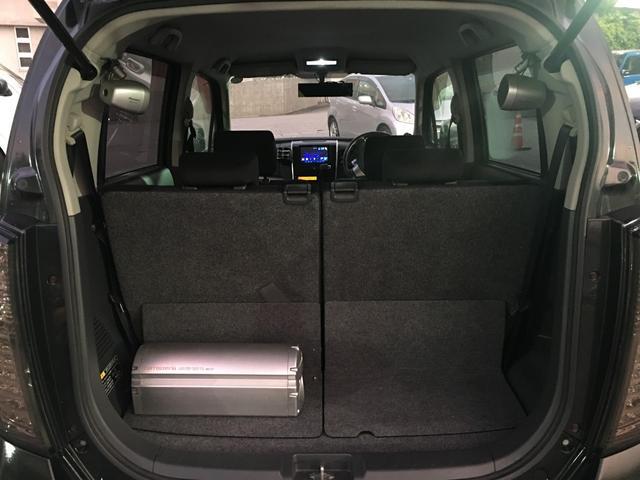 T プッシュスタート スマートキー ターボ車 モニター付きオーディオ 社外AW HIDヘッドライト サイドバイザー(21枚目)