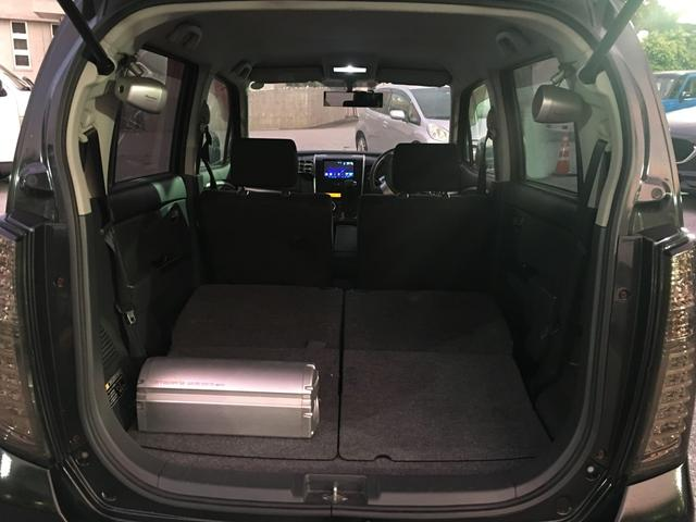 T プッシュスタート スマートキー ターボ車 モニター付きオーディオ 社外AW HIDヘッドライト サイドバイザー(22枚目)