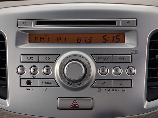 FX ワンオーナー キーレス スぺアキー有り 純正CDオーディオ アイドリングストップ 電動格納ミラー フロアマット(11枚目)