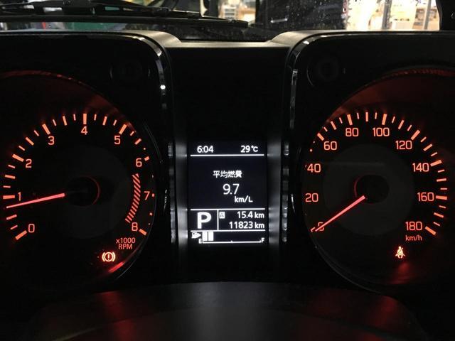 JL ワンオーナー プッシュスタート スマートキー&スペアキー有 バックカメラ ドライブレコーダー 電動格納ミラー Fフォグランプ(12枚目)