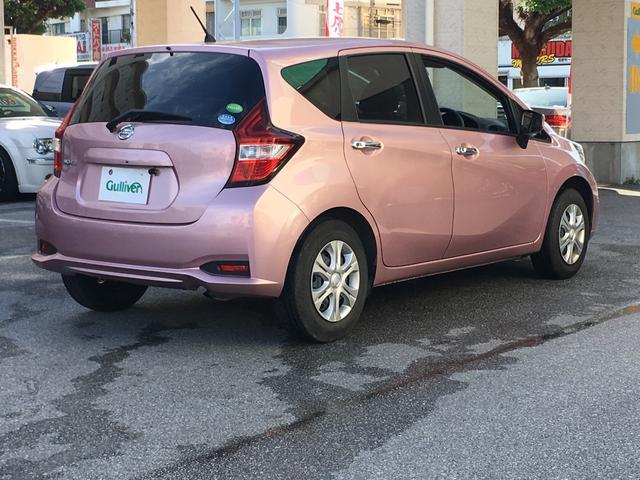 「日産」「ノート」「コンパクトカー」「沖縄県」の中古車7