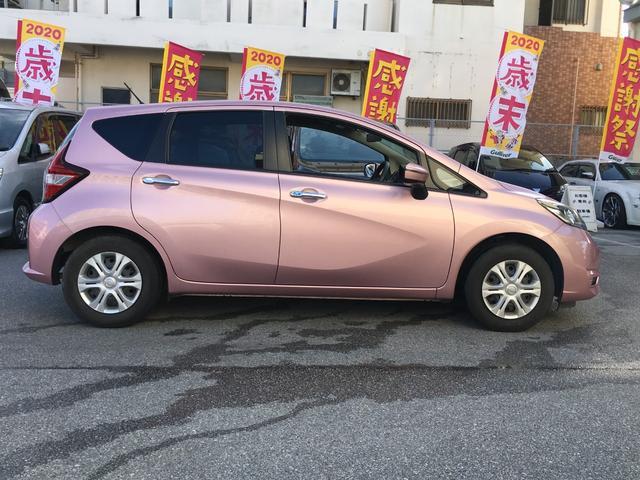 「日産」「ノート」「コンパクトカー」「沖縄県」の中古車8