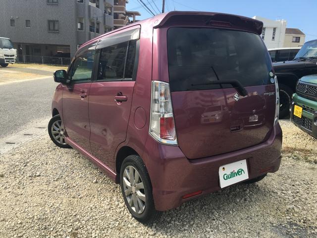 「スズキ」「ワゴンRスティングレー」「コンパクトカー」「沖縄県」の中古車8