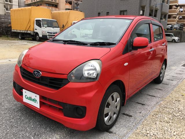 「スバル」「プレオプラス」「軽自動車」「沖縄県」の中古車4