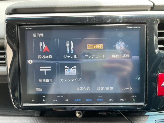 スパーダホンダセンシング 純正インターナビ バックカメラ 両側パワースライドドア スマートキー サイドリフトアップシート(28枚目)
