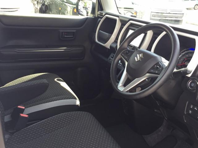 ハイブリッドGターボ Bluetooth シートヒーター キーレスエントリー アイドリングストップ クリアランスソナー レーンアシスト オートライト フルフラット(10枚目)