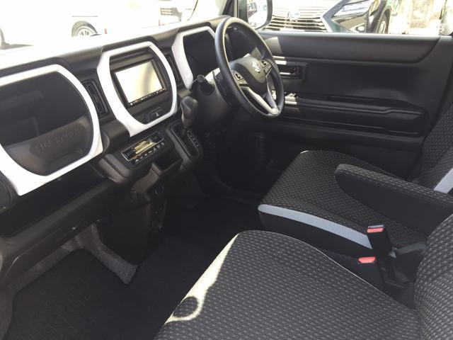 ハイブリッドGターボ Bluetooth シートヒーター キーレスエントリー アイドリングストップ クリアランスソナー レーンアシスト オートライト フルフラット(11枚目)