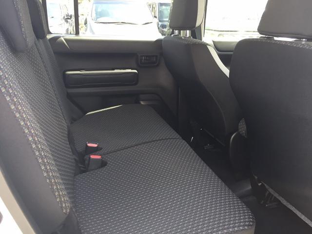 ハイブリッドGターボ Bluetooth シートヒーター キーレスエントリー アイドリングストップ クリアランスソナー レーンアシスト オートライト フルフラット(12枚目)