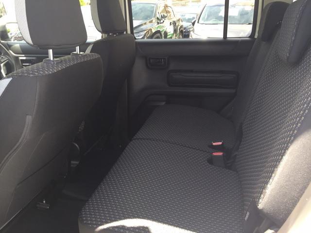 ハイブリッドGターボ Bluetooth シートヒーター キーレスエントリー アイドリングストップ クリアランスソナー レーンアシスト オートライト フルフラット(13枚目)