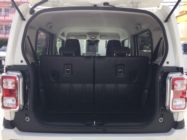 ハイブリッドGターボ Bluetooth シートヒーター キーレスエントリー アイドリングストップ クリアランスソナー レーンアシスト オートライト フルフラット(14枚目)