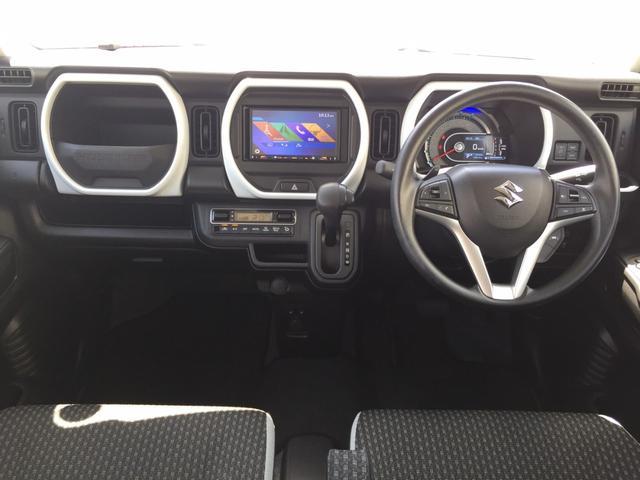 ハイブリッドGターボ Bluetooth シートヒーター キーレスエントリー アイドリングストップ クリアランスソナー レーンアシスト オートライト フルフラット(17枚目)