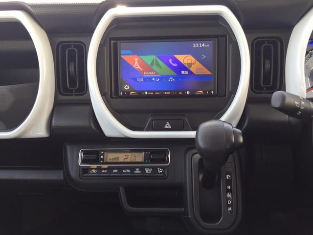 ハイブリッドGターボ Bluetooth シートヒーター キーレスエントリー アイドリングストップ クリアランスソナー レーンアシスト オートライト フルフラット(21枚目)