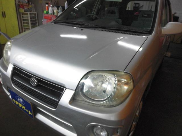 「スズキ」「Kei」「コンパクトカー」「沖縄県」の中古車2