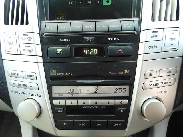 トヨタ ハリアー 240G Lパックアルカンターラ プライムV