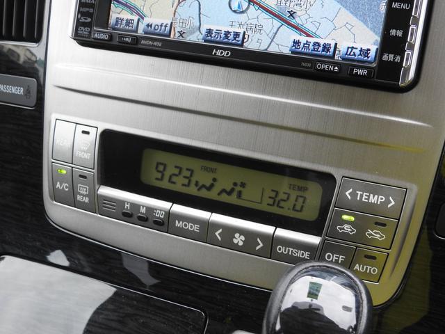 トヨタ アルファードG MS ツインムーンルーフ フリップダウンモニター HDDナビ