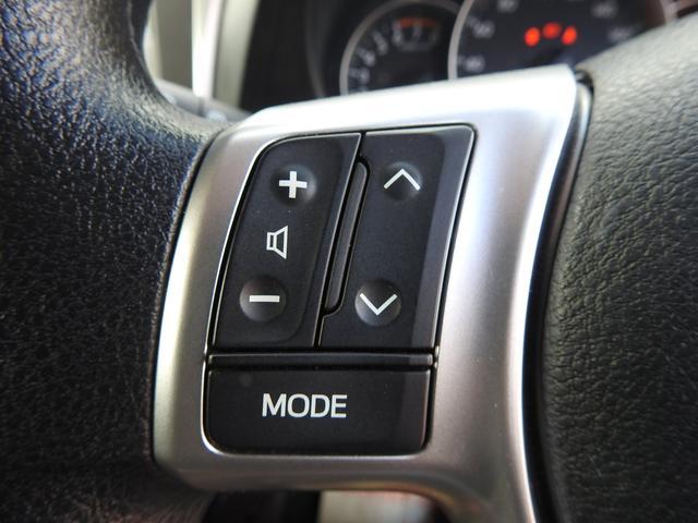 トヨタ ラクティス X 後部スローパー仕様 車高調整モード付