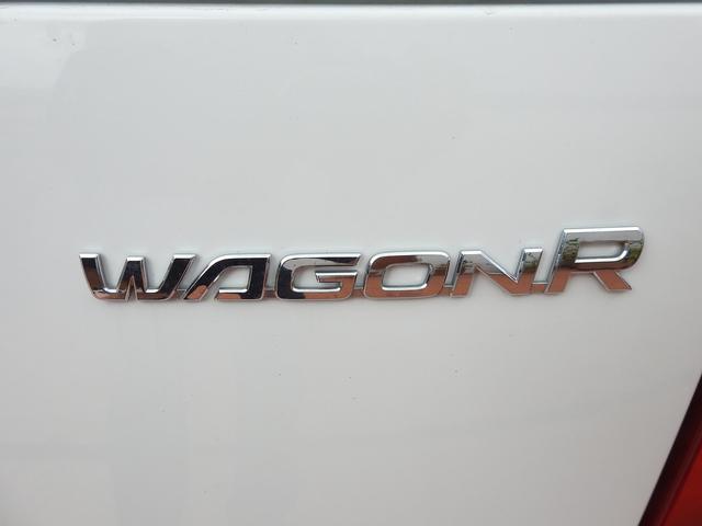 スズキ ワゴンR FX アイドリングストップ メモリーナビ ベンチシート