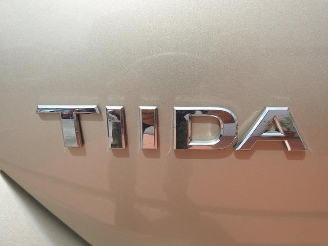 日産 ティーダ 15M キーフリースタート ブルートゥースHDDフルセグナビ